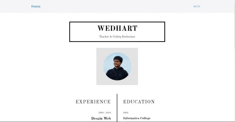 wedhart